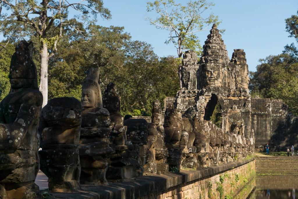 Angkor Tom. Southgate, Marie Baersch